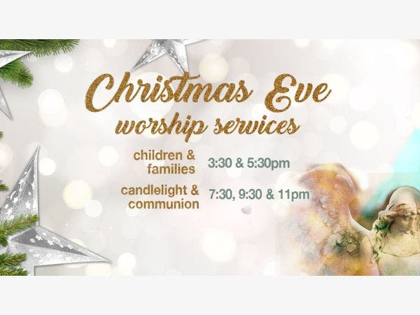 dec 24 christ church christmas eve service invitation fairfax