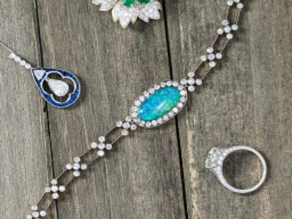 Nov 28 Estate And Vintage Jewelry Event At Schwarzschild Jewelers
