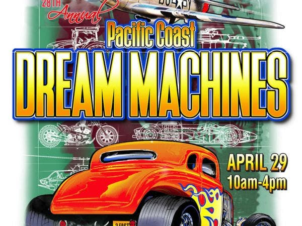 Apr Th Pacific Coast Dream Machines Show The Coolest Show On - Half moon bay car show