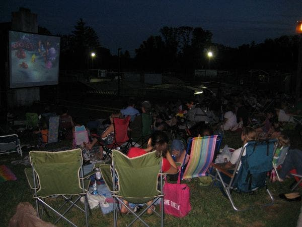 Surprising Jul 19 Summer Movie Night Series Moana Doylestown Pa Evergreenethics Interior Chair Design Evergreenethicsorg