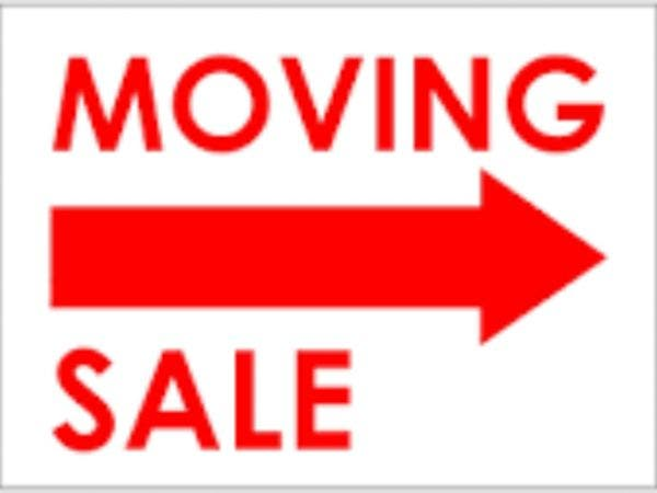 sep 8 giant moving sale rain or shine caldwells nj patch