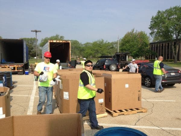 Upcoming Electronics Recycling Event