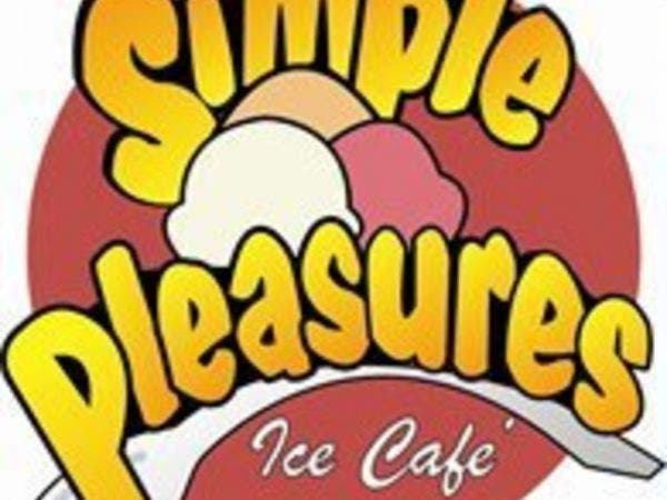 Simple Pleasures Ice Cafe Holiday Cream Home Delivery
