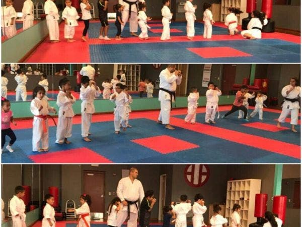 oct 30 free karate class for kids 7 gaithersburg md patch
