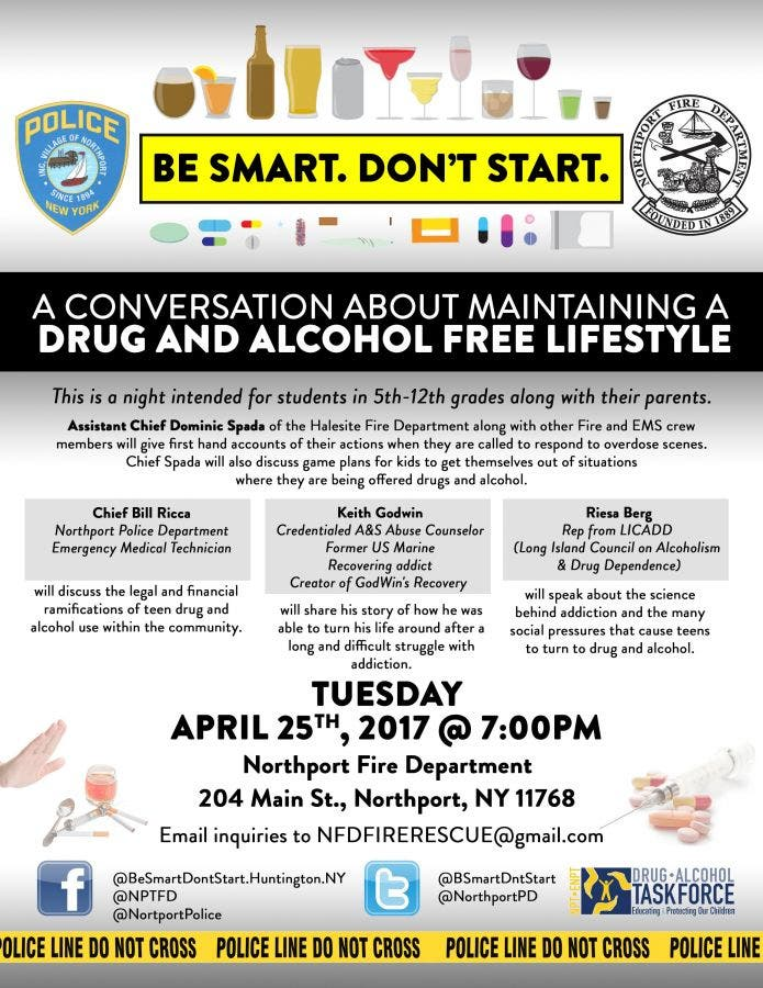 How To Start The Conversation About Drug Use >> Dec 31 Be Smart Don T Start Maintaining A Drug And