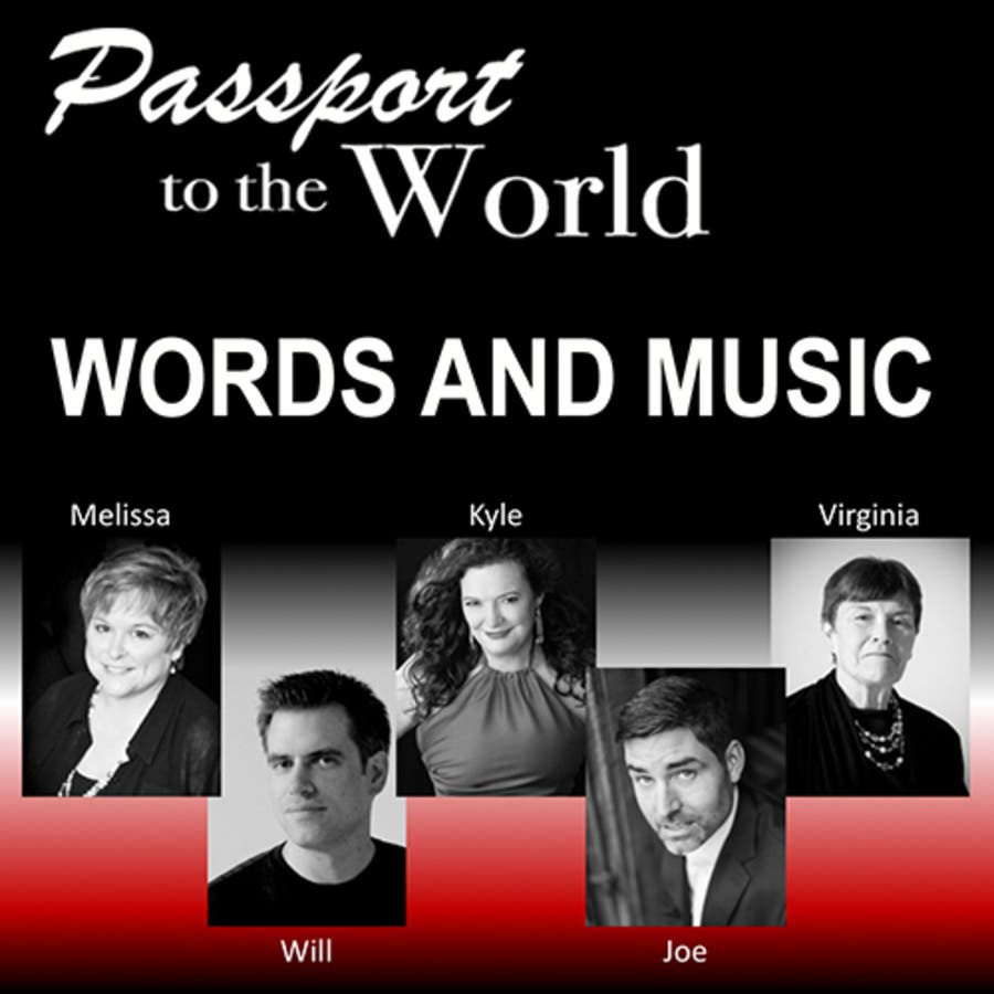 Dec 31 | Words & Music Love Americas Style: Romance for a