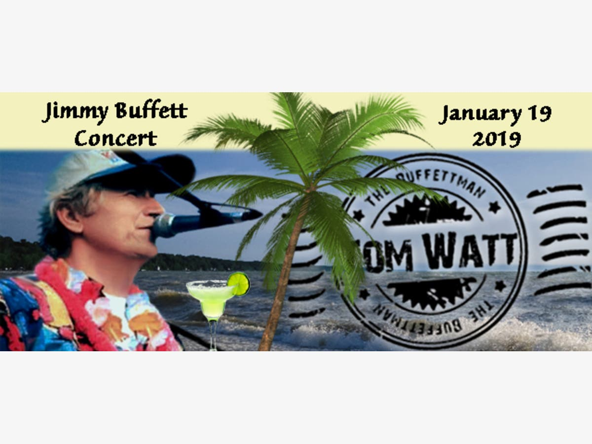 Jan 19 | Buffettman - Jimmy Buffett Concert at St  Ferdinand