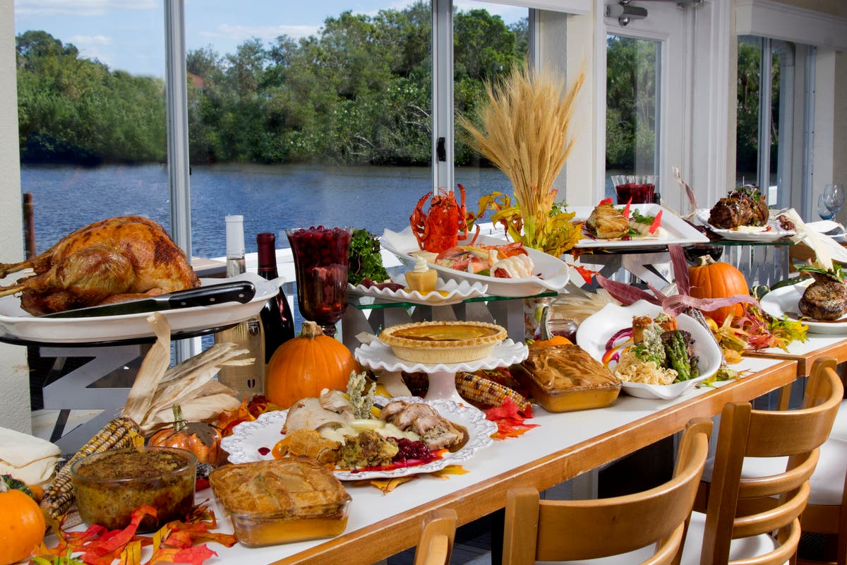 Nov 23 The Table Creekside Open Thanksgiving Day