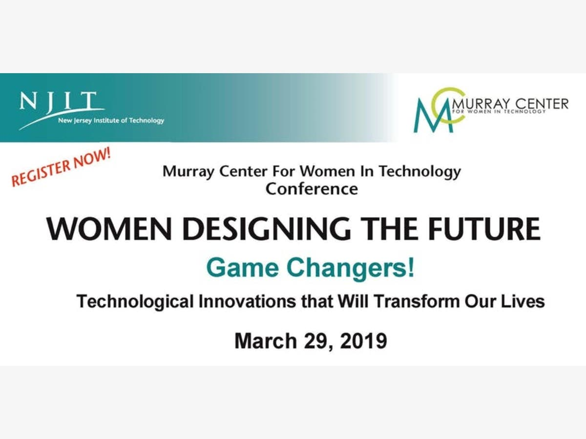 Mar 29 | NJIT's 5th Annual Women Designing the Future Conference