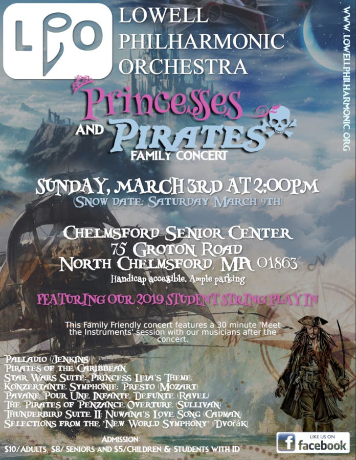 f4725697d372e Mar 3 | Lowell Philharmonic Orchestra: Winter Family Concert ...