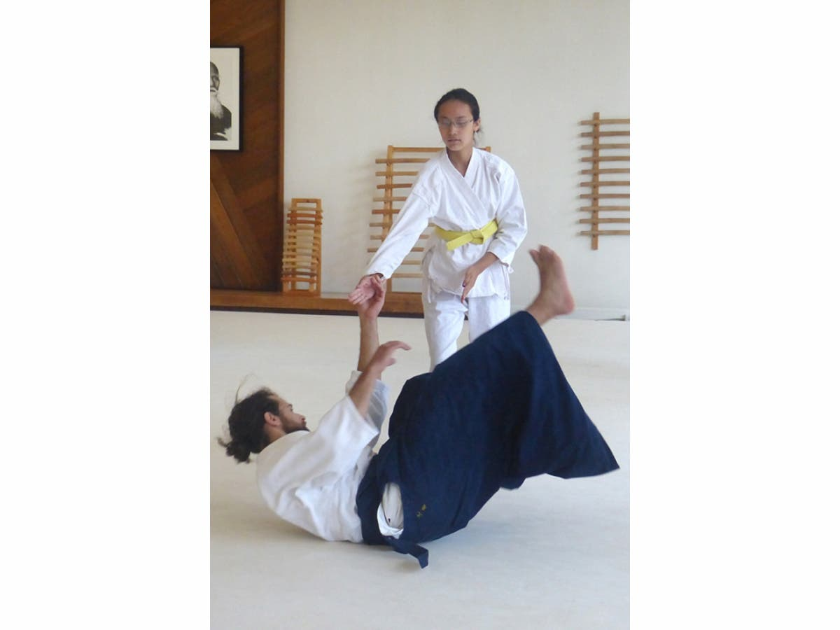 Sep 30 | Aikido Martial Arts Course In ISD 196 Community Ed