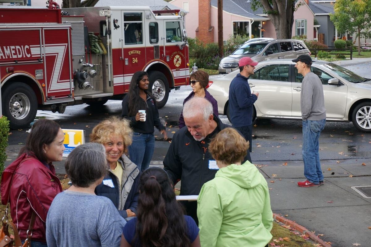 Oct 13 | Burlingame's Citywide Emergency Drill | Burlingame