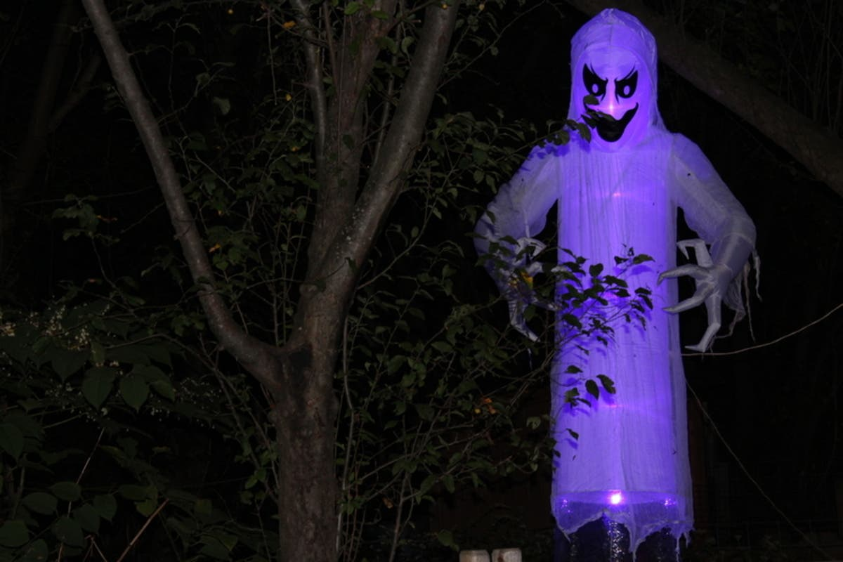 Halloween Haunted House 2018 By Youth Commission Lafayette