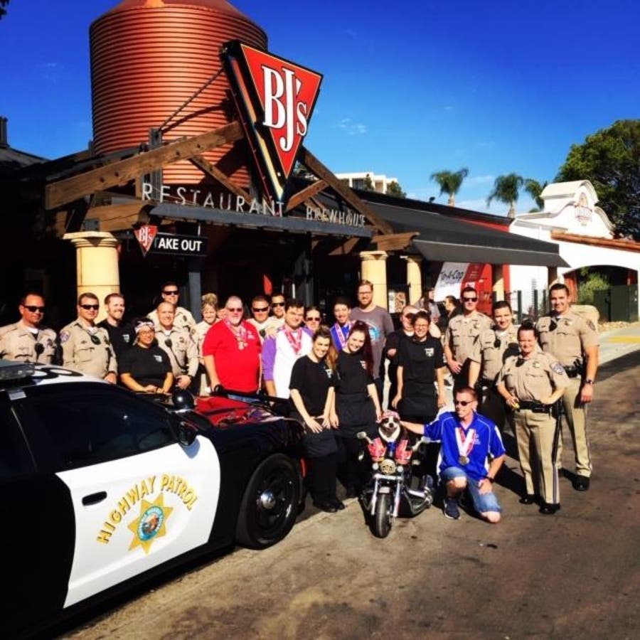 Mar 21 Tip A Chip For Special Olympics Bj S Restaurant