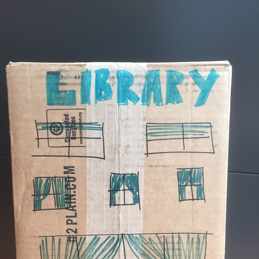 Oct 27 Global Cardboard Challenge At Chevy Chase Library