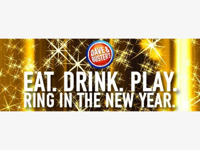 Dec 31 | Dave & Buster's New Year's Eve Party | Albany, NY ...