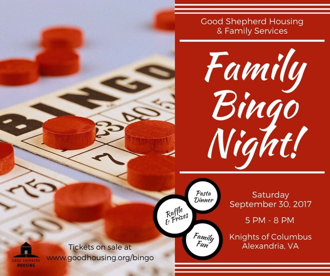 Mount Vernon Apartments Virginia: GSH Family Bingo Night!