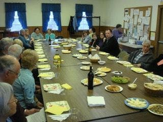 Fantastic Apr 13 All Are Invited To An Agape Meal Maundy Thursday Download Free Architecture Designs Scobabritishbridgeorg