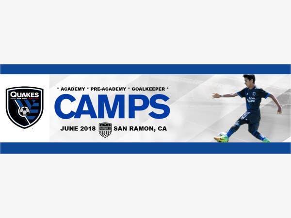 e1b64df93 San Jose Earthquakes Youth Soccer Camps in the East Bay