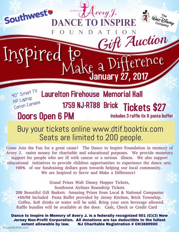 Jan 27 | Tickets on sale for Local Foundation's First Annual