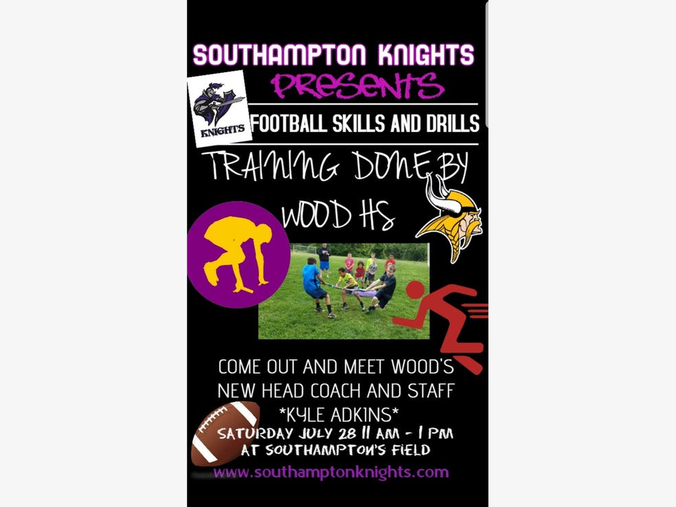 Skills And Drills With Archbishop Wood Football July 28 11 1pm Upper Southampton Pa Patch
