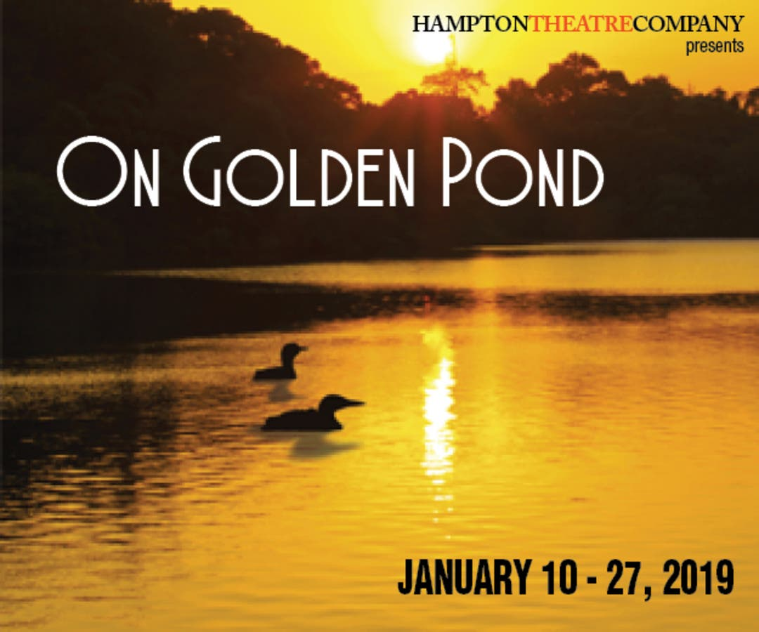 Jan 10 | On Golden Pond presented by Hampton Theatre Company