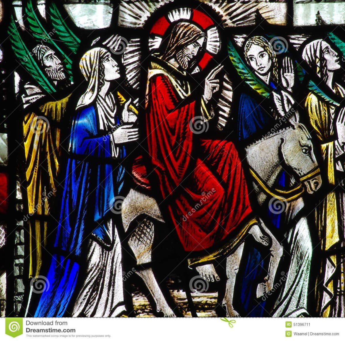 Apr 14 | The Sunday of the Passion & Liturgy of the Palms