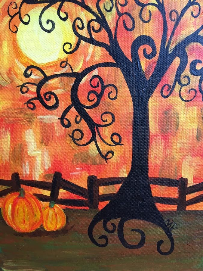 Dec 31 | Paint Night at Tolli's Apizza Restaurant | East