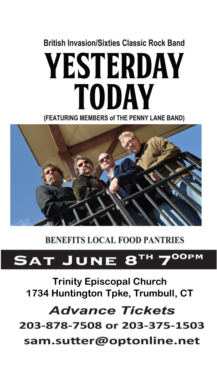 Jun 8 | Concert To Fight Hunger | Trumbull, CT Patch