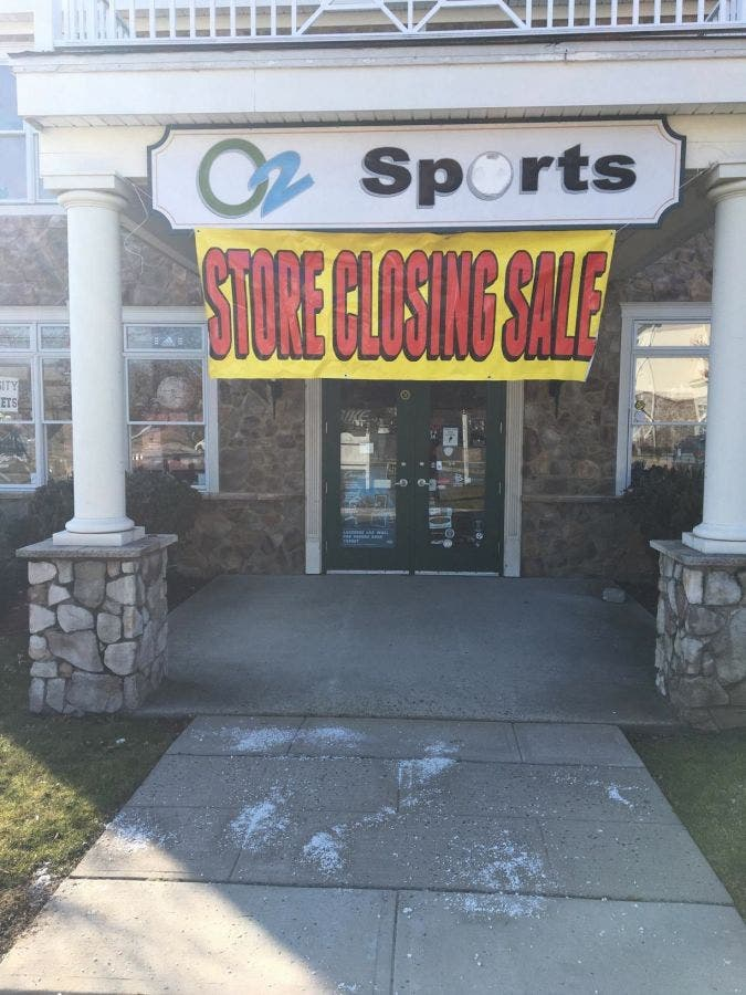 Apr 21   O2 Sports Store is closing its doors after 15 years