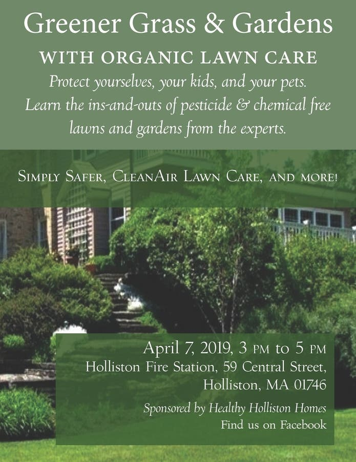 Apr 7 | Greener Grass and Gardens with Organic Lawn Care