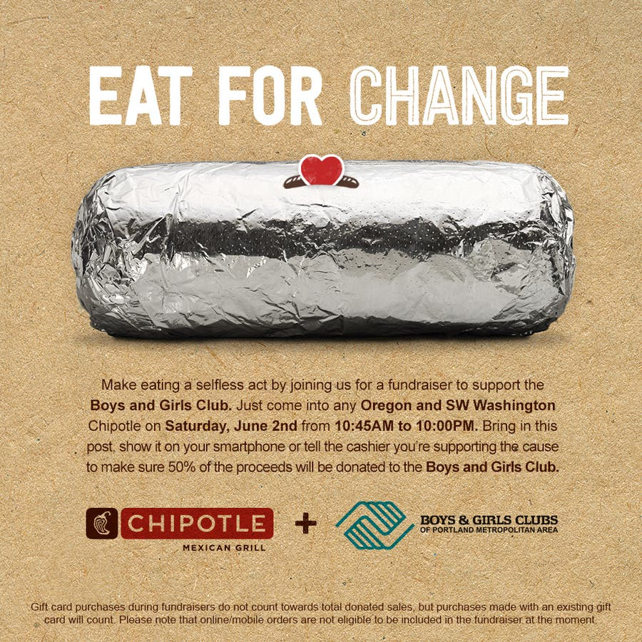 dec 31 eat a burrito, support the boys and girls club of golden knights c31 clubs c 31 #15