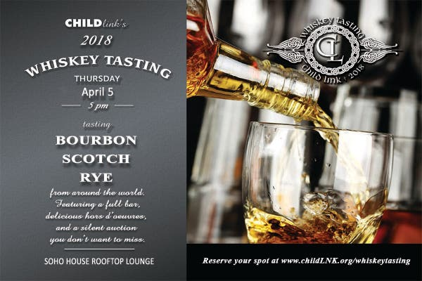 Apr 5 Child Link S 6th Annual Whiskey Tasting Chicago Il Patch