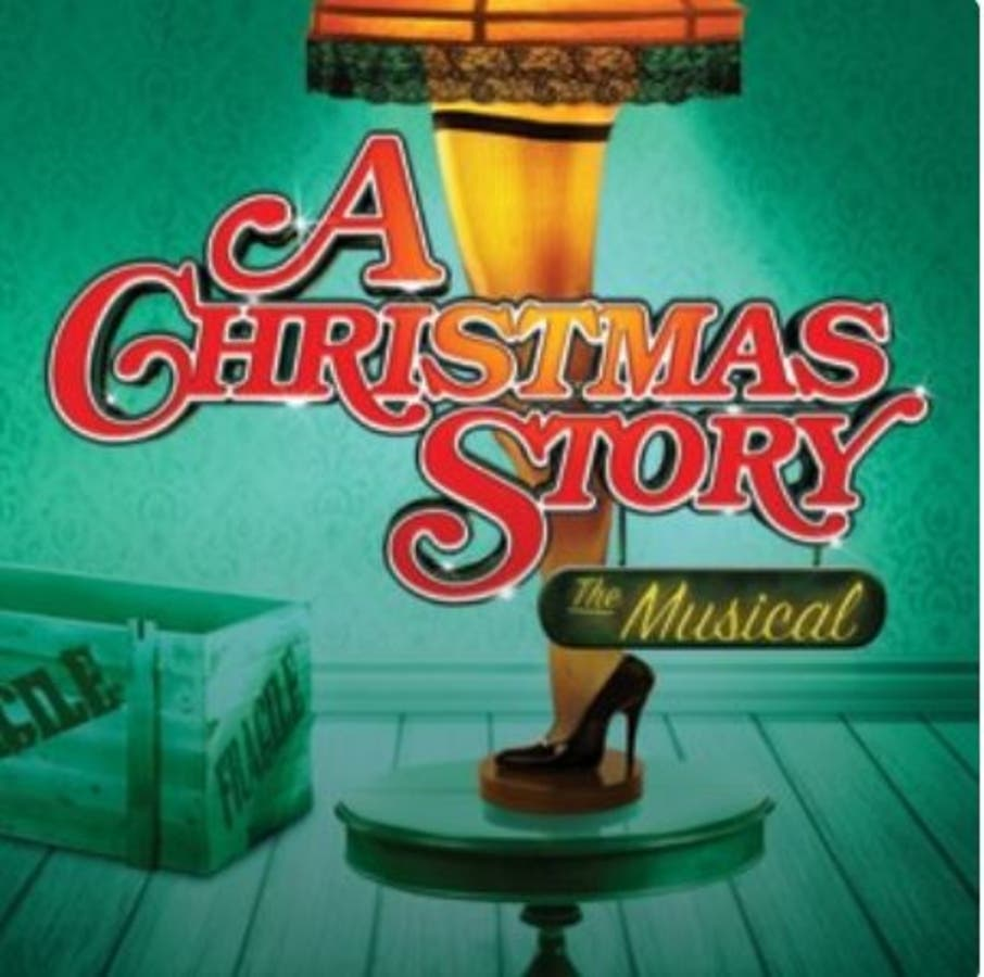 A Christmas Story Musical.Nov 18 Tidewater Players Present A Christmas Story The