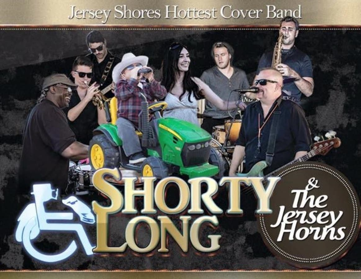 Image result for Shorty Long and The Jersey Horns