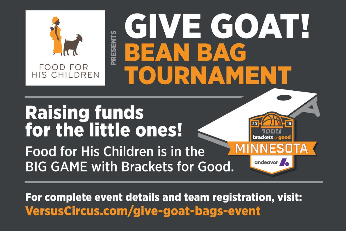 Outstanding Give Goat Bean Bag Tournament For Food For His Children Machost Co Dining Chair Design Ideas Machostcouk