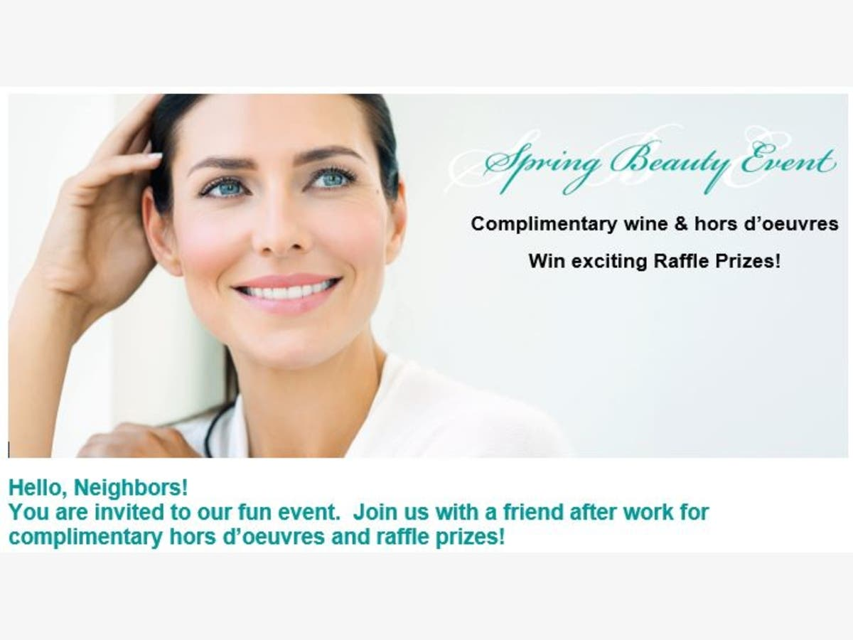 Dec 31 | Spring Cosmetic Beauty Event | Dublin, CA Patch