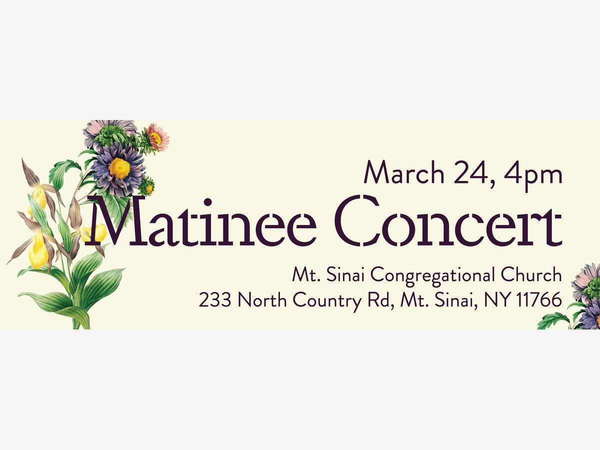 Mar 24 | Three Village Chamber Players QuartetFest: Matinee
