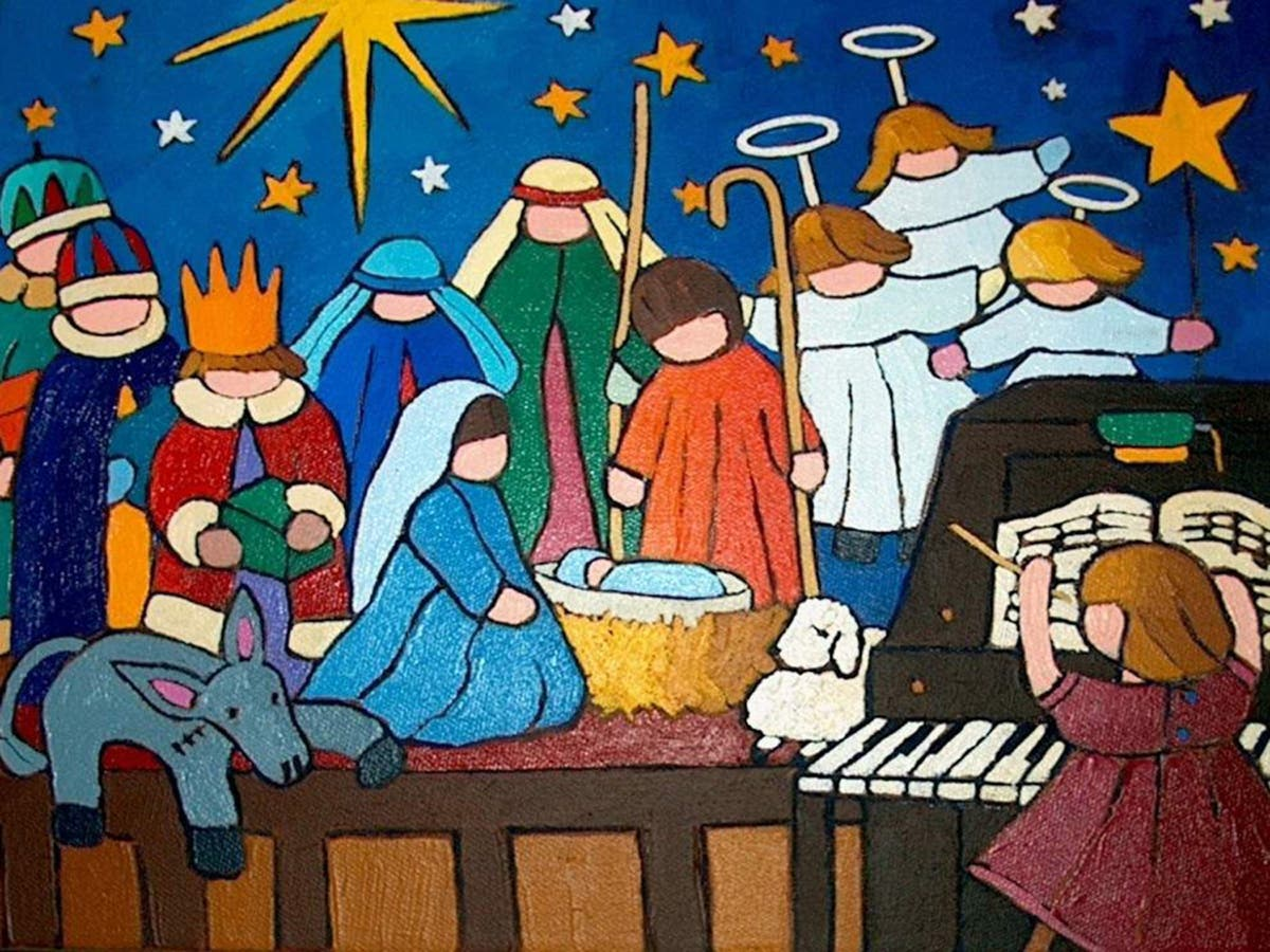 Christmas Pageant.Dec 16 Children S Christmas Pageant Three Village Ny Patch