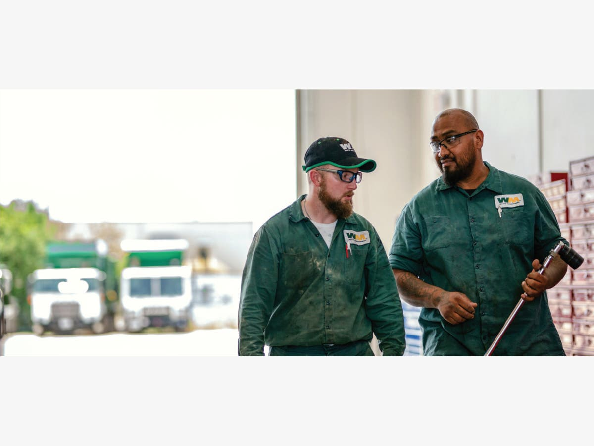 Mar 29 | Waste Management to Host Walk-In Career Day Event