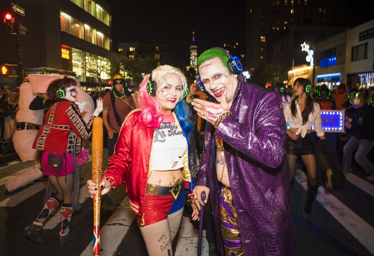 Chelsea Village Halloween Flashmob 2020 Oct 31 | NYC Halloween Parade – We're in the Parade! | New York