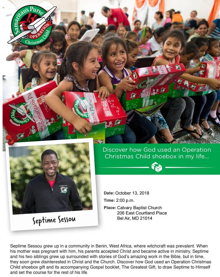 Christmas Shoebox.Oct 13 Operation Christmas Child Shoebox Recipient