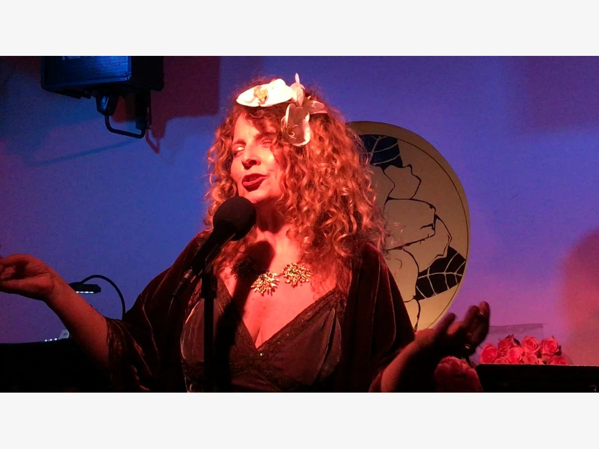 Mar 21 | Maryanne Reall's Lighter SIde of Lady Day at the