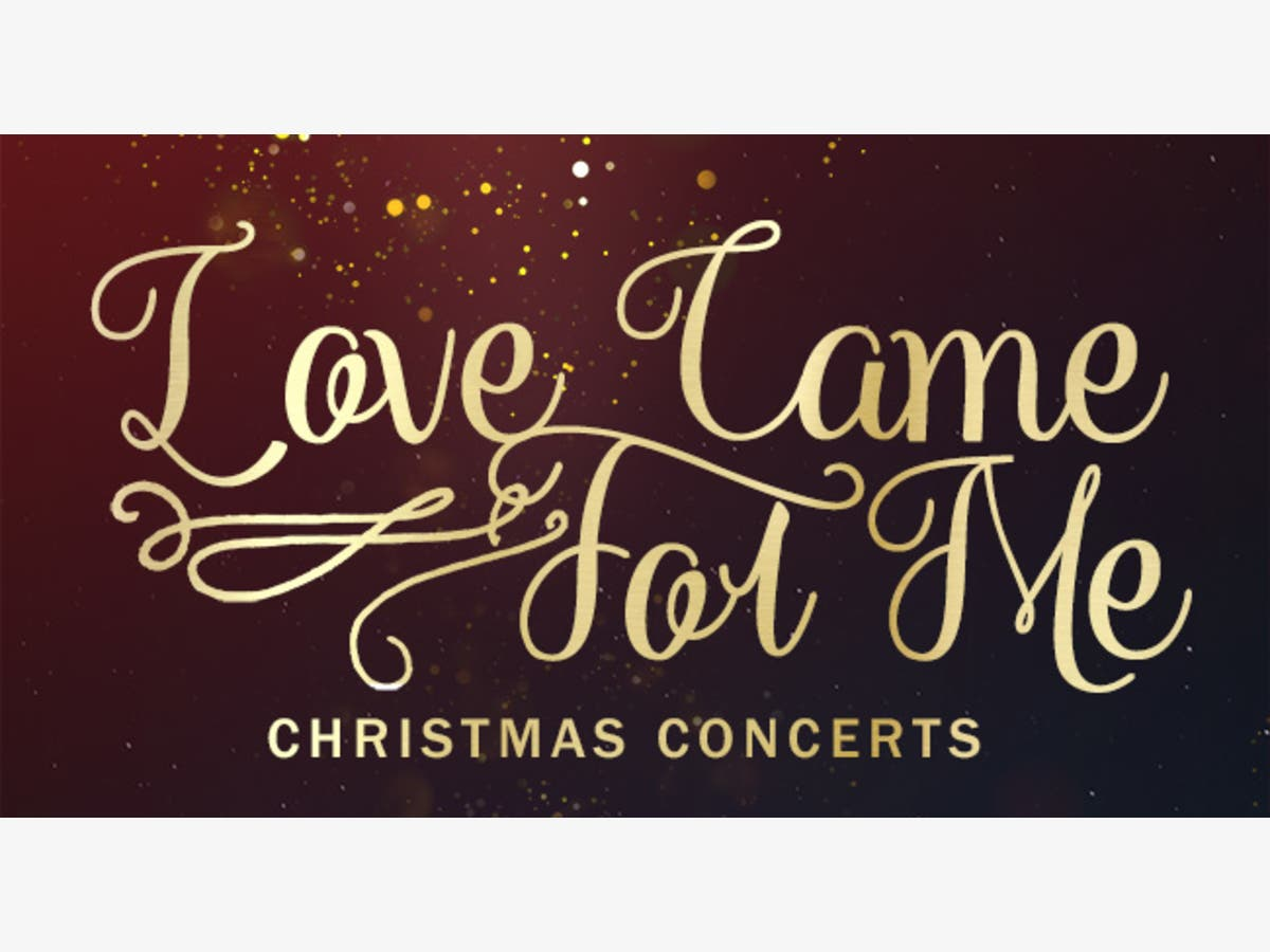Christmas Concerts Near Me.Dec 8 Love Came For Me Christmas Concerts Brighton Mi Patch
