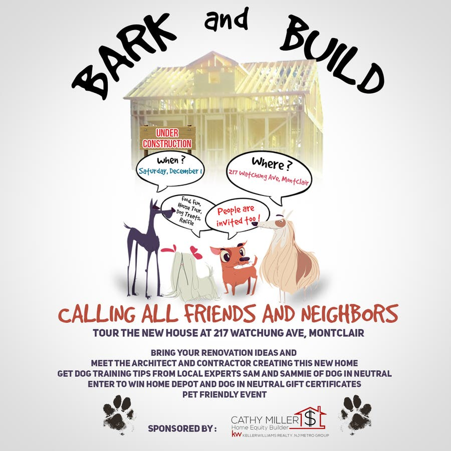 Bark And Build Open House