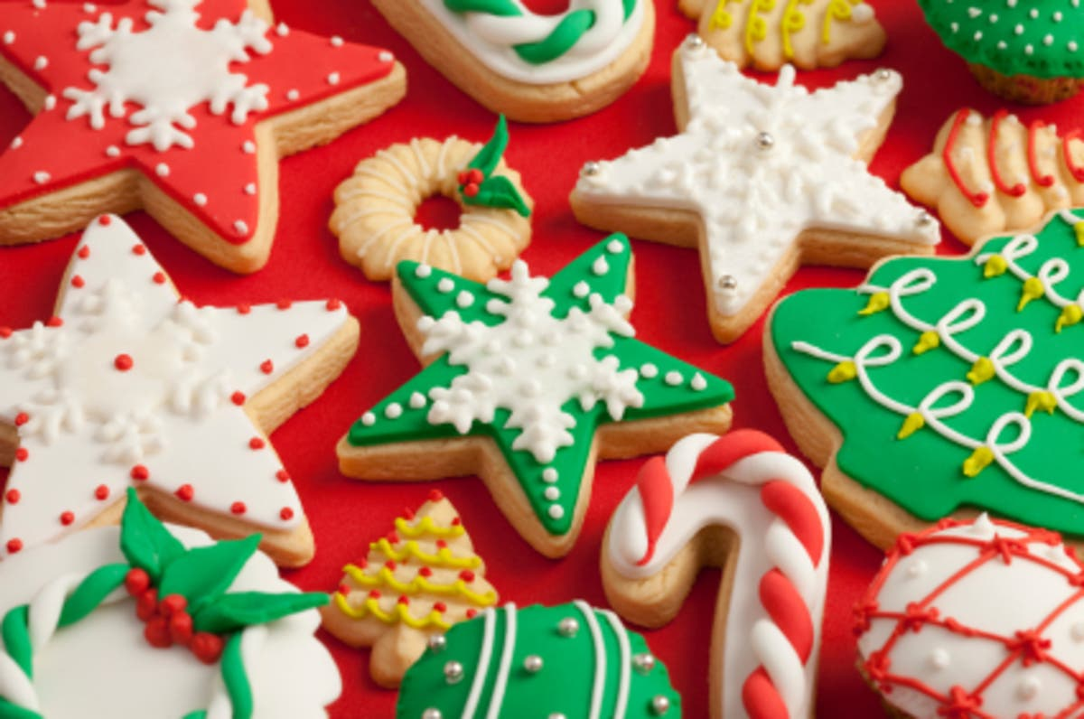 Dec 8 Homemade Holiday Cookies And More Sale Troy Mi Patch