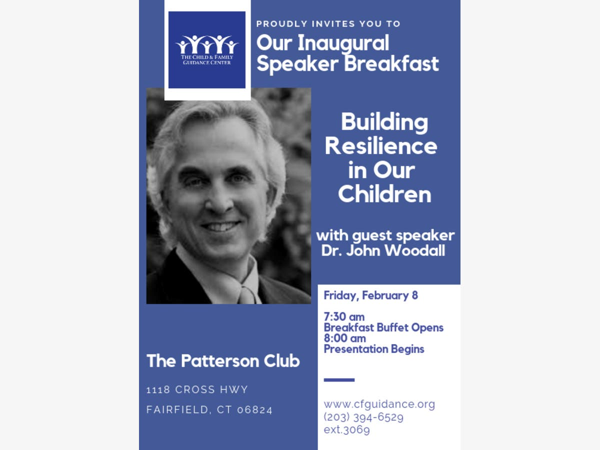 Feb 8 | Building Resilience in Our Children | Bridgeport, CT