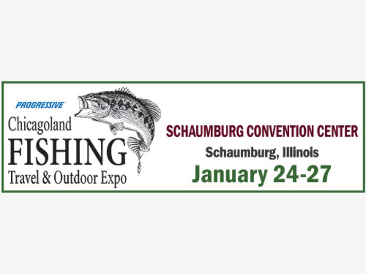Jan 23 | The Progressive Chicagoland Fishing, Travel & Outdoor Expo