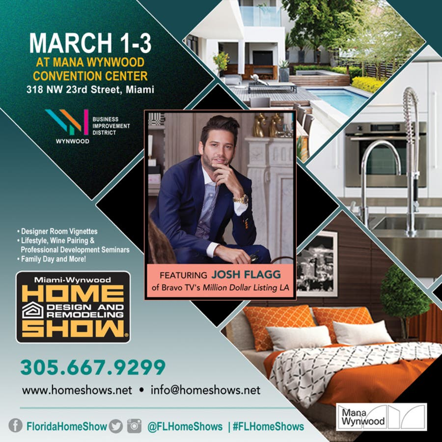 Dec 31 Miami Home Design And Remodeling Show Miami Fl Patch