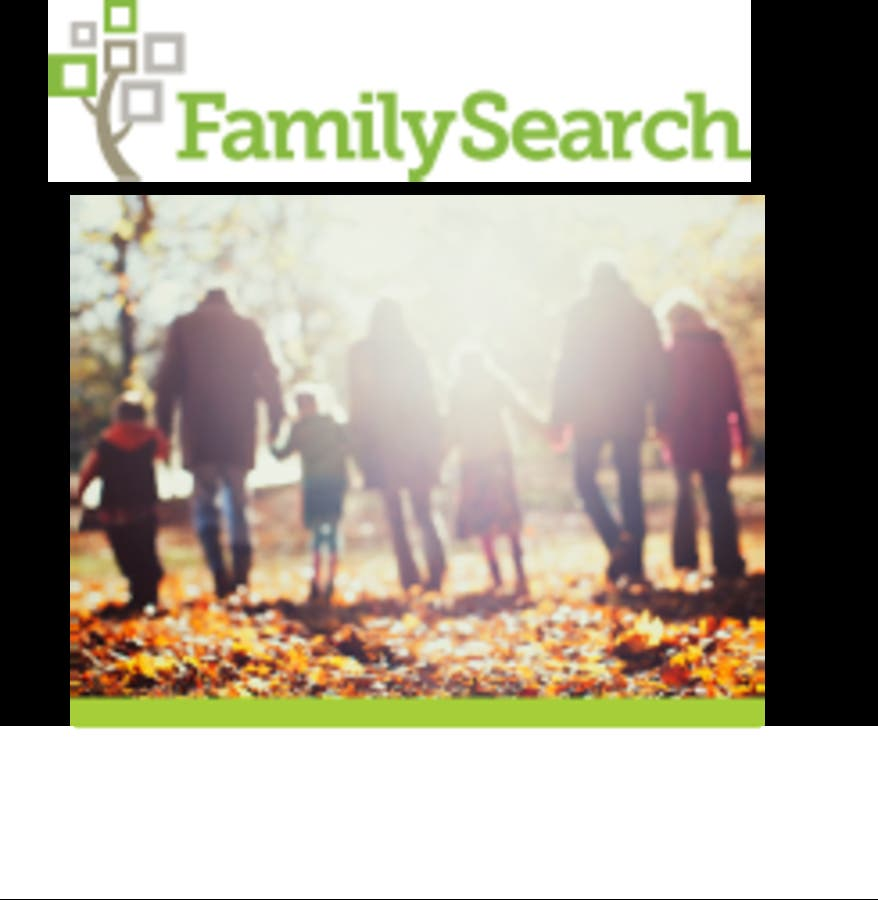 Nov 1 | FamilySearch Genealogy Workshops | Phoenixville, PA